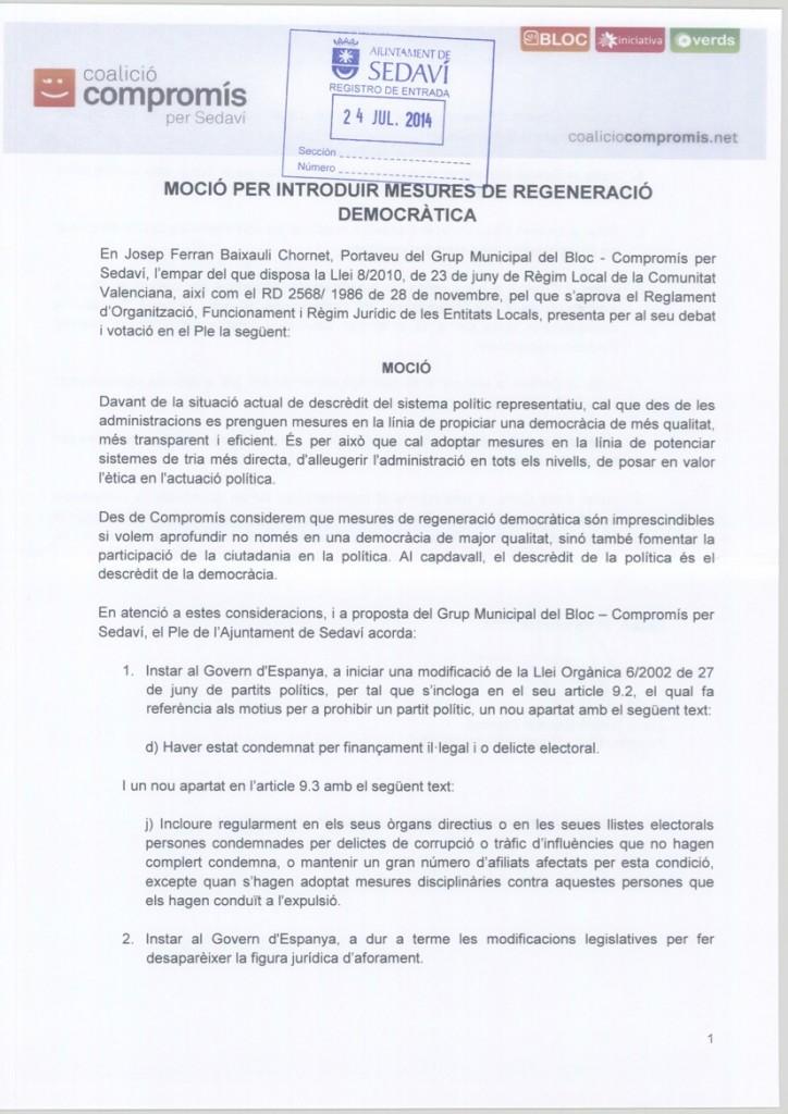 MOCIO-REGENACIO-DEMOCRATICA